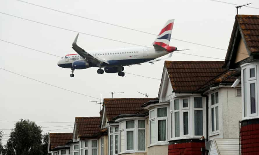 Greg Hands, whose constituency lies under the flightpath, announced he would step down so he could vote against the government's plans for a third runway