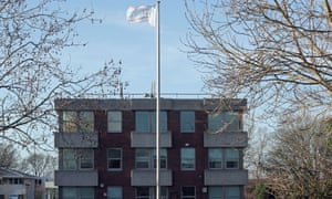 Interserve's headquarters in Twyford
