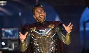 Jake Gyllenhaal as Mysterio.