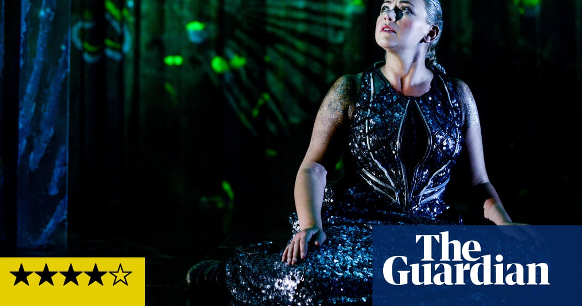 The Last Mermaid review – Charlotte Church thrills in