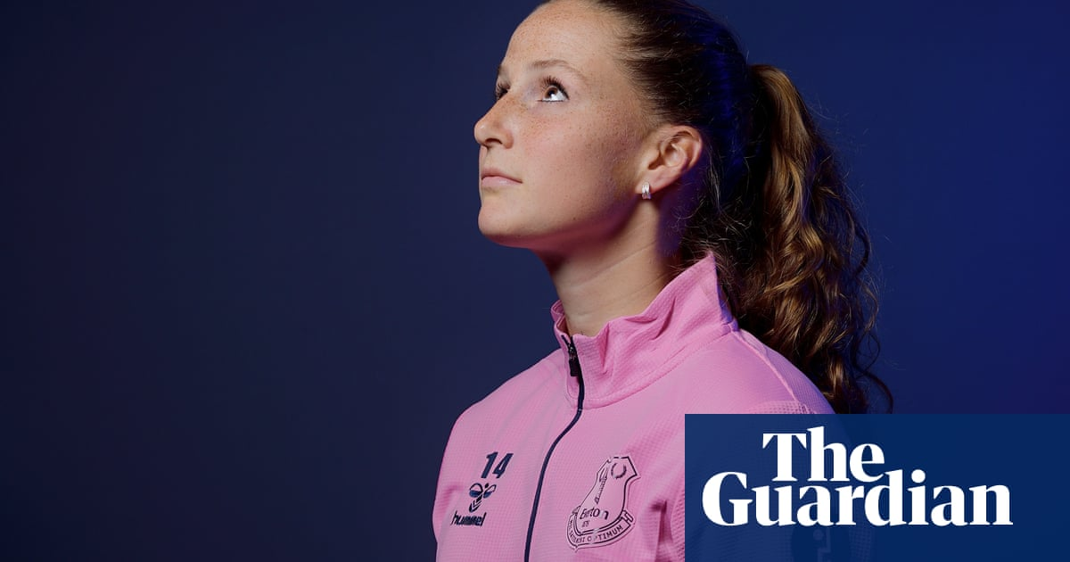Everton's Nicoline Sørensen: 'Everyone says my studies sound exciting'