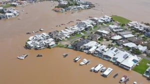 Flooding in Port Macquarie