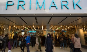 A busy Primark store in 2019.
