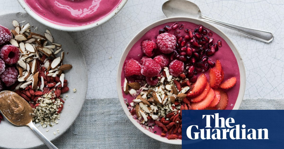 Anna Jones' recipe for perfect breakfast smoothies | The modern cook