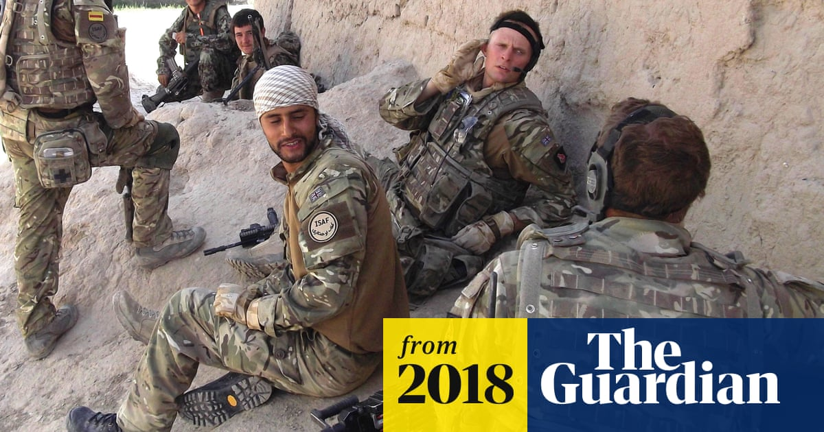 How two men and a WhatsApp group rescued scores of Afghan