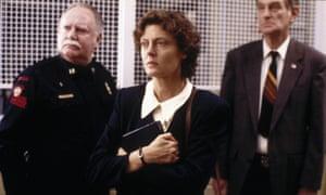 Susan Sarandon in Dead Man Walking.