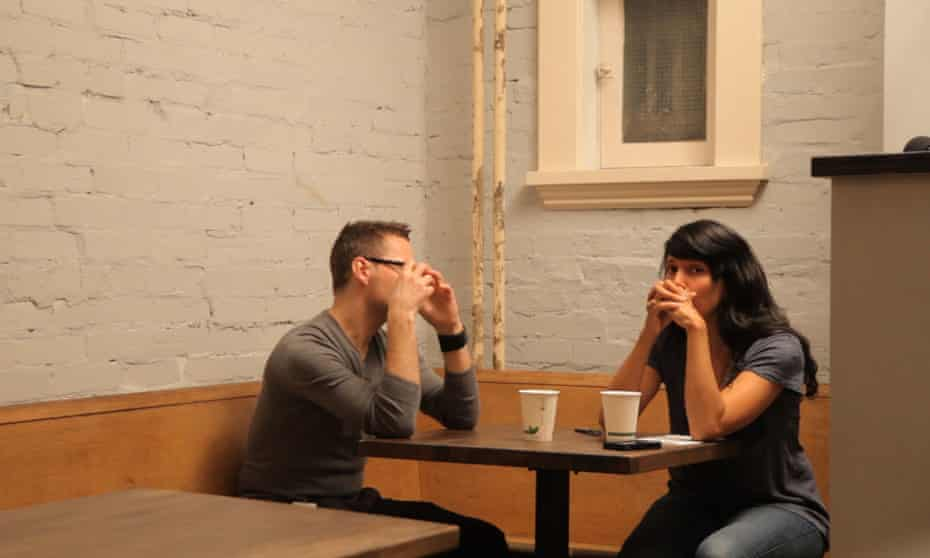 Film maker Attiya Khan on the day she confronted Steve, who had abused her for two years, 20 years ago.