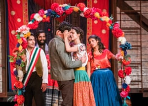Much Ado About Nothing at Shakespeare's Globe, directed by Matthew Dunster, 2017