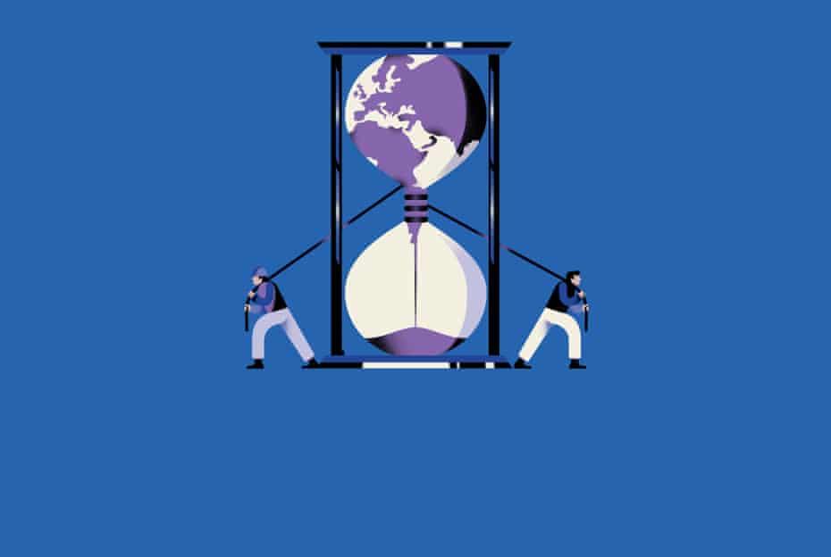 Cover illustration for globalisation long read