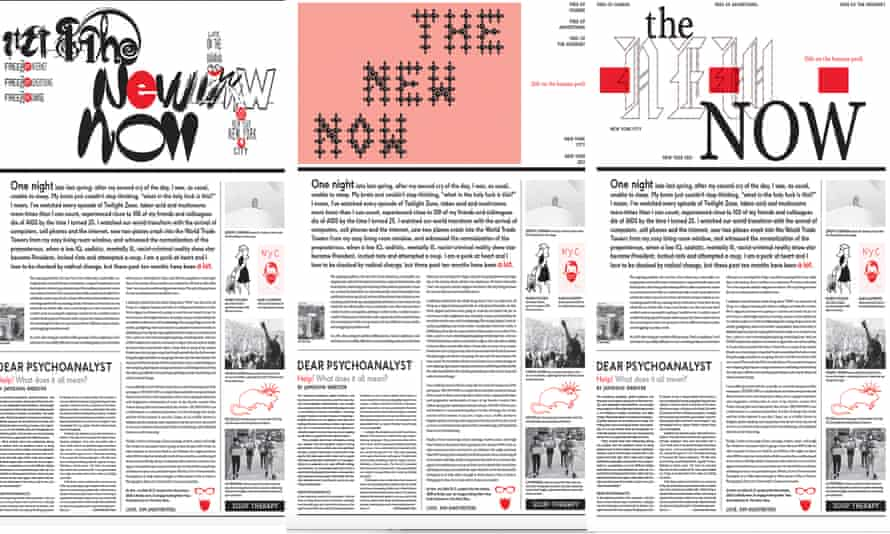 Covers of the NewNow covers