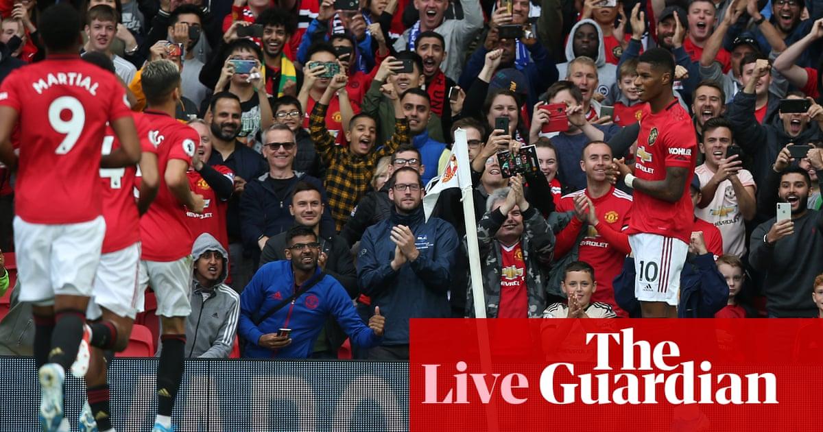 Manchester United v Chelsea: Premier League – live!