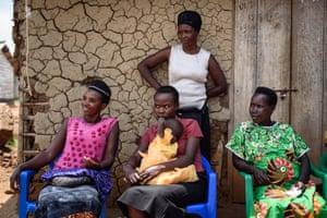 Marie Stopes International mobile clinic in Rwibaale, Uganda
