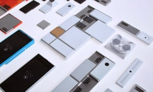 Google Project Ara: 'Its quirk is its strength.'