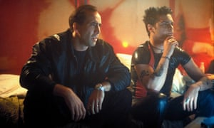 Nicolas Cage and Joaquin Phoenix in 8MM