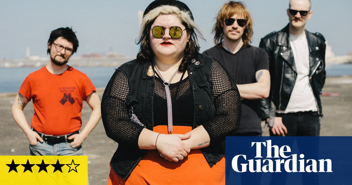 Sheer Mag: A Distant Call review – swagger rockin on grim reality
