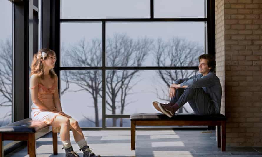 Five Feet Apart, 2019. Promotional still from Vertigo Releasing