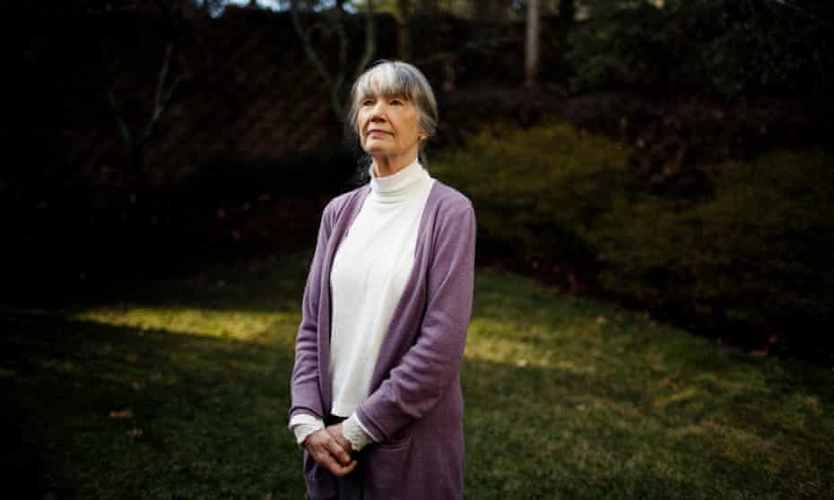 Anne Tyler at home in Baltimore.