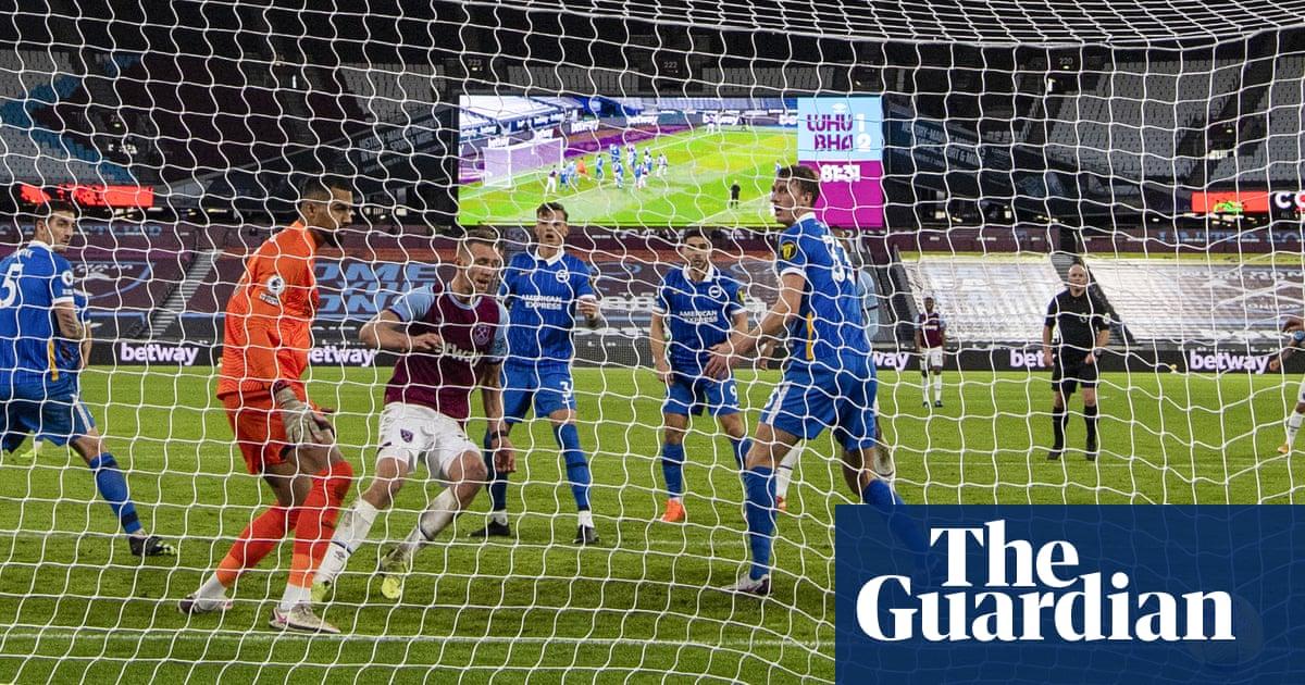 Tomas Soucek pounces on familiar Brighton failing to rescue West Ham