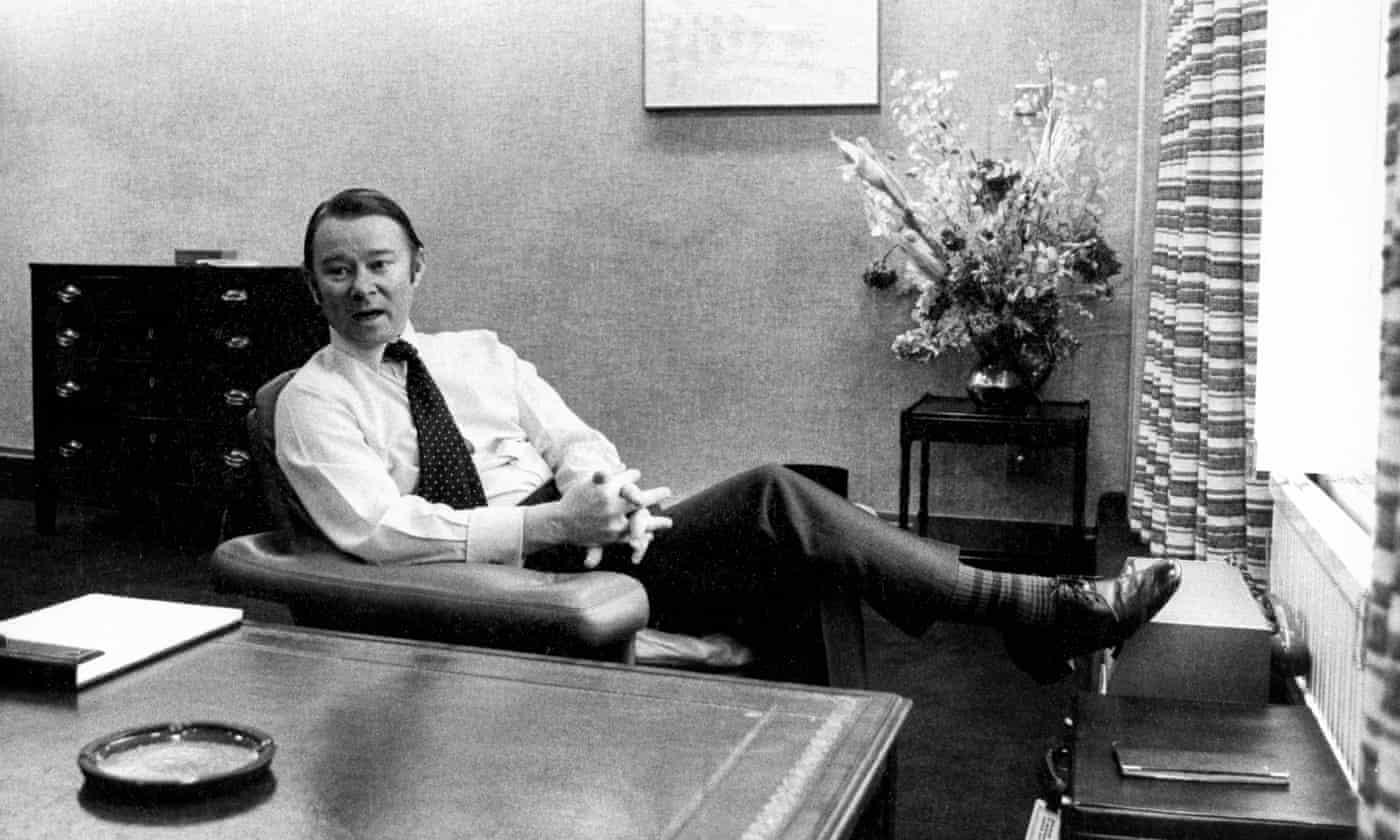 Sir Michael Edwardes obituary