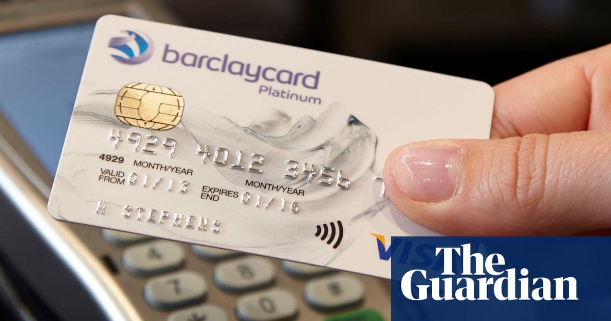 Barclaycard slashed my £6,500 credit limit to £250