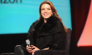Venezuelan actress Alicia Machado on 17 October 2015 in New York City.