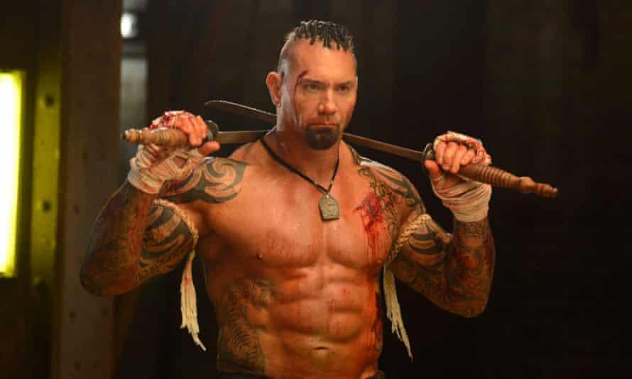 VOD fodder … Kickboxer: Vengeance