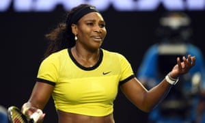 Serena Williams was beaten by Angelique Kerber at the Australian Open – and she hasn't played since.