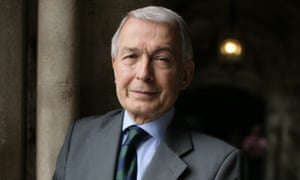 Frank Field: 'We need a commission to assess the current situation.'