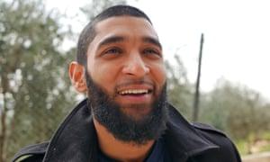 British aid worker Tauqir Sharif