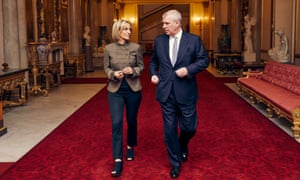'This was a man who had come to really get things off his chest': Emily Maitlis on her interview with the Duke of York