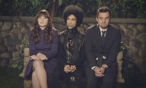 Prince approved … New Girl