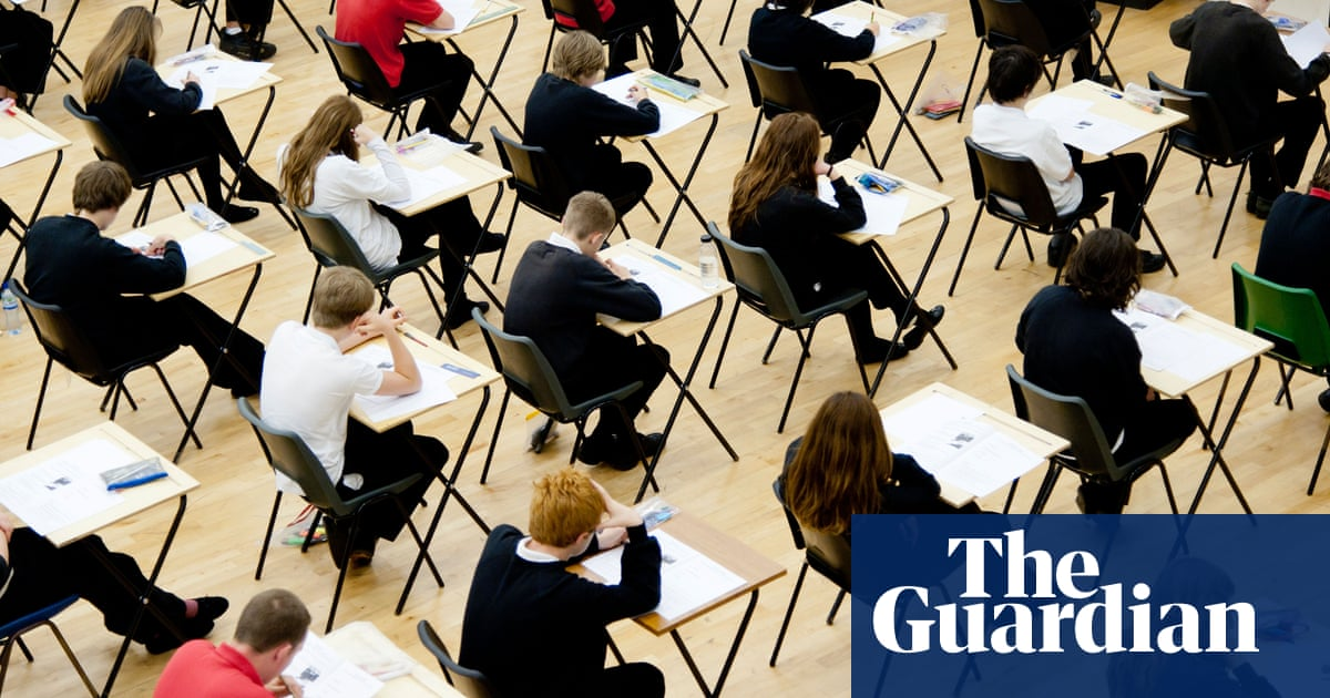 Stress and serious anxiety: how the new GCSE is affecting mental