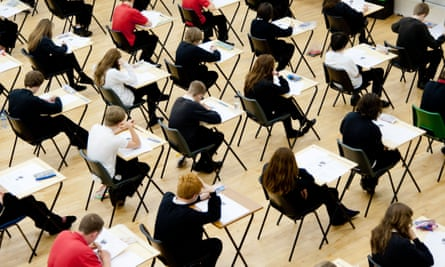 Exam hell GCSE changes