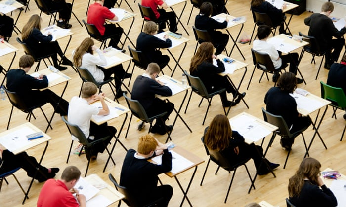 Stress And Serious Anxiety How The New Gcse Is Affecting Mental