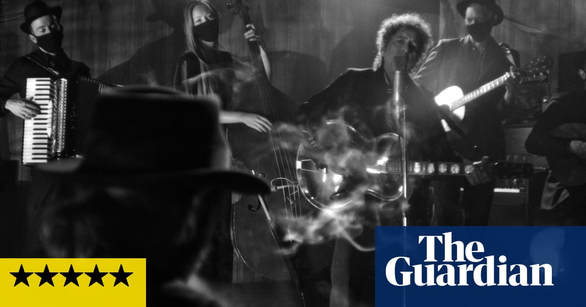 Bob Dylan: Shadow Kingdom live stream review – Dylan's juke joint of dreams
