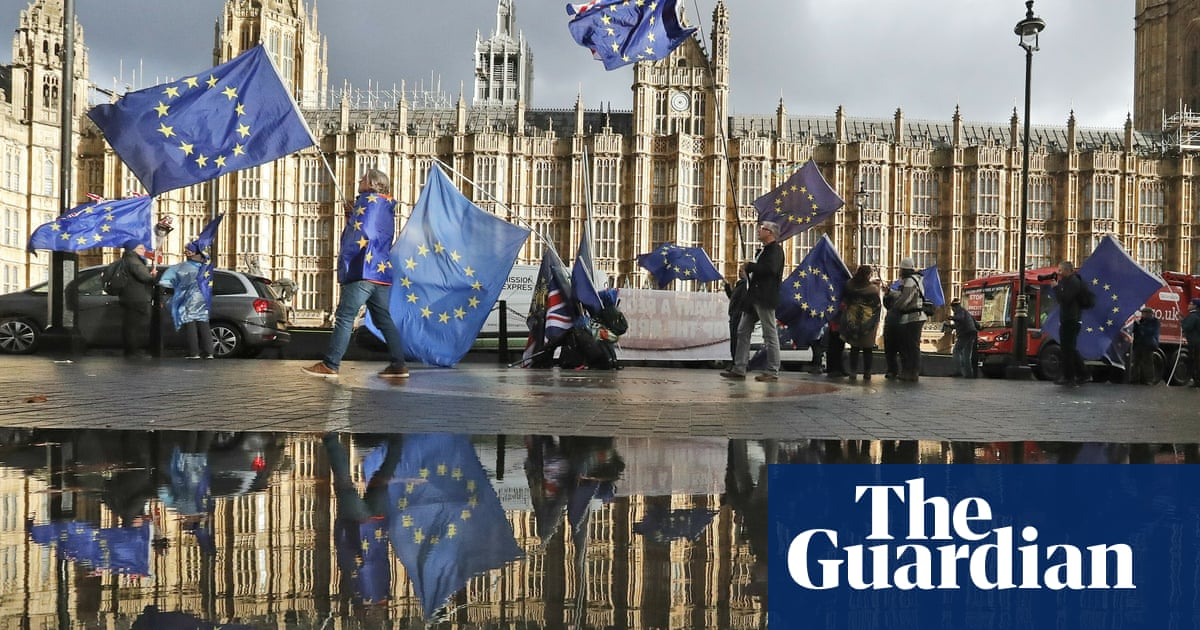 No long Brexit delay without election of British MEPs, says leaked paper