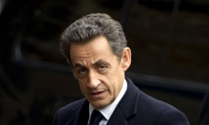 Sepp Blatter, the former Fifa president, alleges Nicolas Sarkozy, above, the then French president, told Uefa's president, Michel Platini, to change his vote in the bidding contest for the 2022 World Cup.