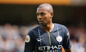 Fernandinho has been a mainstay for Manchester City since joining from Shakhtar Donetsk.