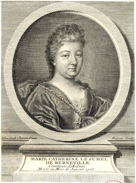 Baroness Marie Catherine d'Aulnoy