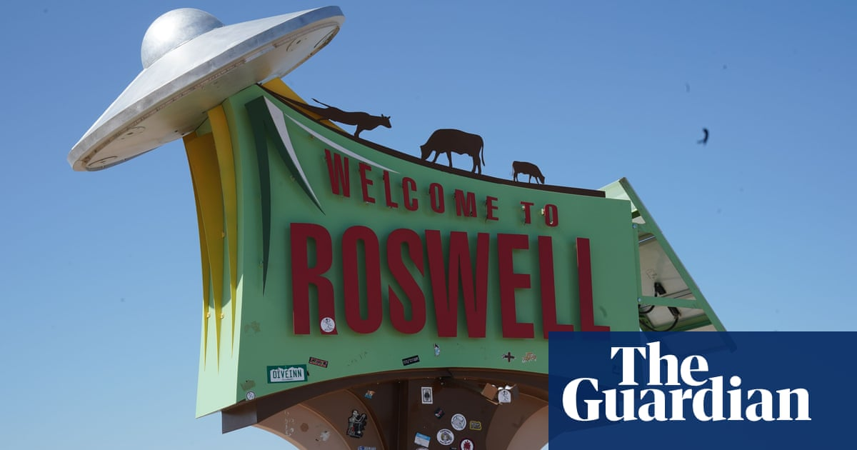 'Something happened here': Roswell prepares for Pentagon's UFO report