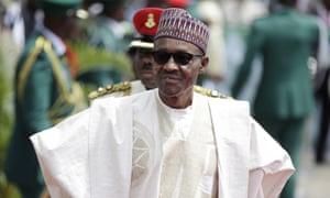 Nigeria election: Buhari battles body double rumours and