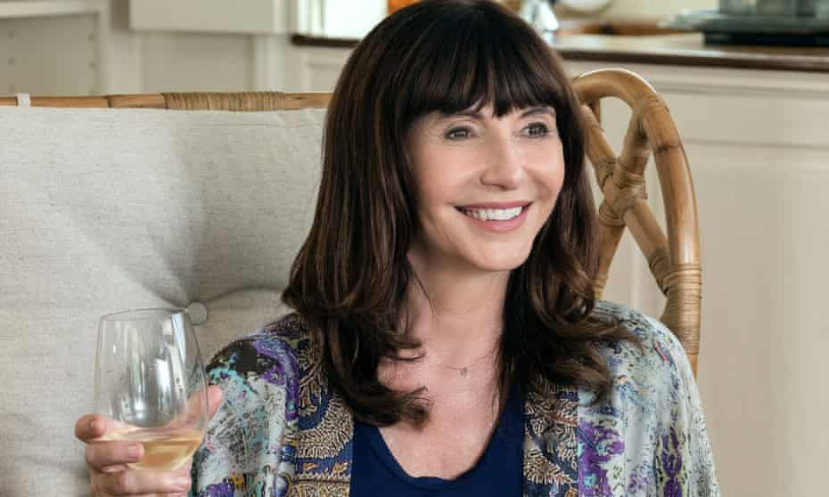 'It's assumed, after living for 65 years, one has nothing to offer. The reverse is true. Actually we have some really good stories to tell' … Steenburgen in Book Club