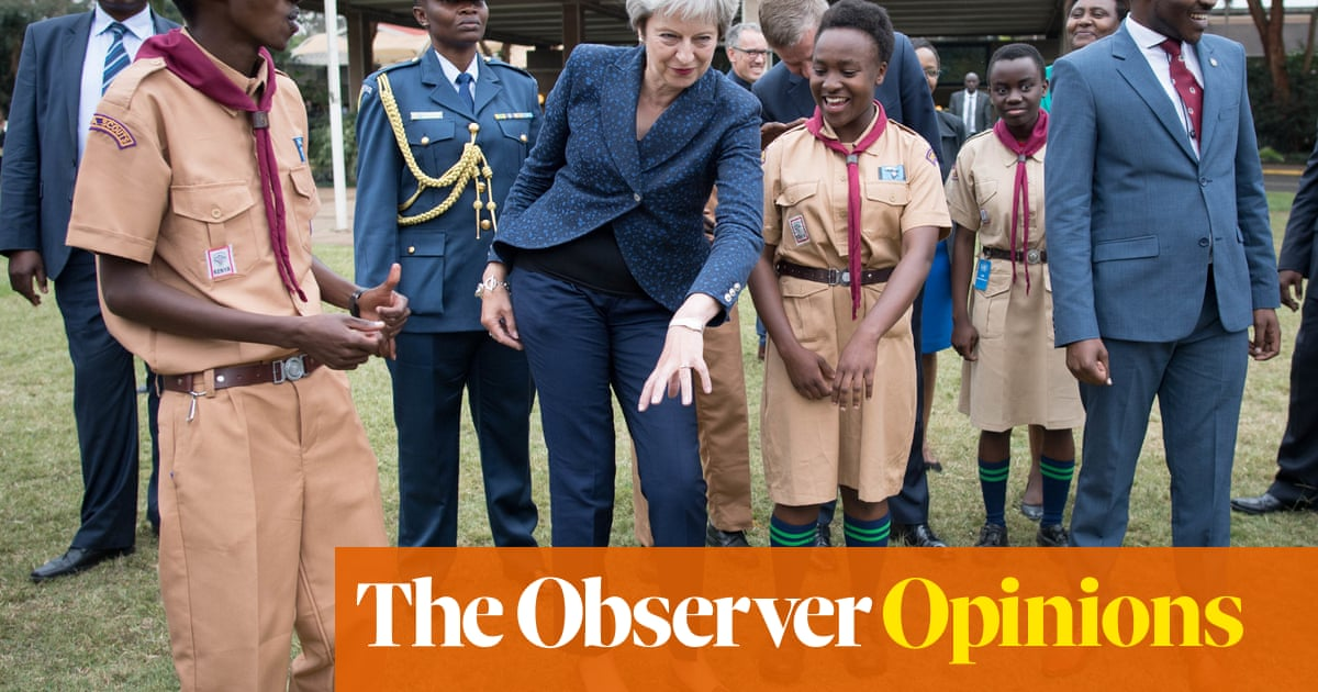 Theresa May has nothing to be ashamed of: in praise of