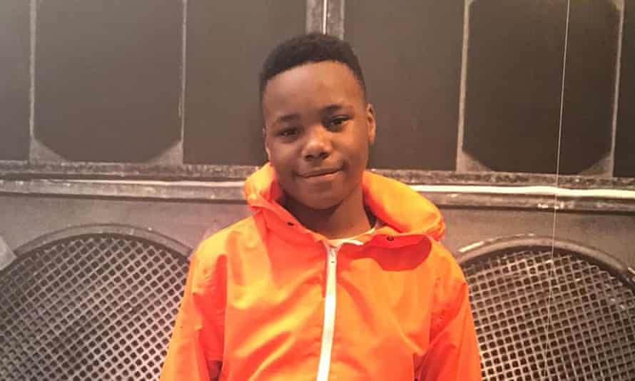 Jaden Moodie, who died in London when three men rammed a car into his moped then stabbed him multiple times