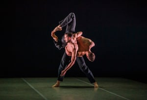 Bradley Waller and Harry Price in Us by Christopher Wheeldon and BalletBoyz.