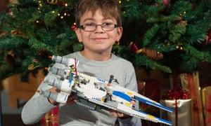 Lego Star Wars Rebel U-Wing Fighter.