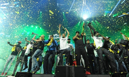 Mixpak wins Red Bull Culture Clash at the O2 Arena on June 17, 2016 in London, England. (Photo by Nicky J Sims/Getty Images for Red Bull)
