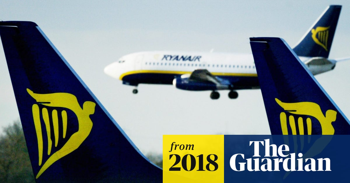 Ryanair reveals worst gender pay gap in airline industry