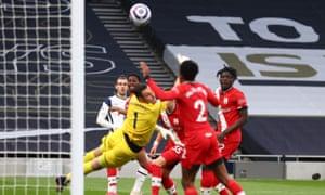 Gareth Bale on target.
