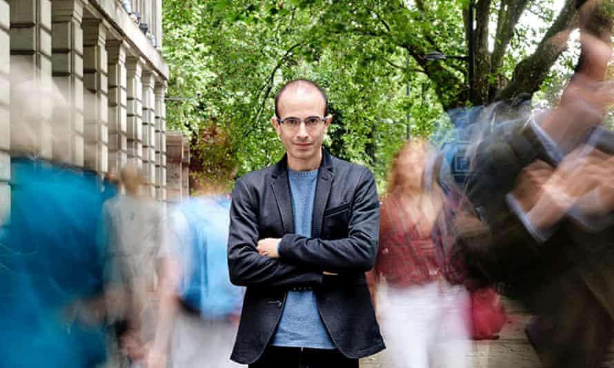 Ready for a 21st-century revolution … Yuval Noah Harari.